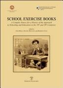 School exercise book...