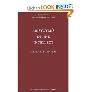 Aristotle's divine intellect