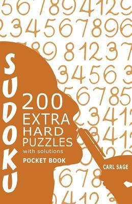 Sudoku 200 Extra Hard Puzzles With Solutions