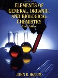 Elements of General, Organic and Biological Chemistry, 9th Edition
