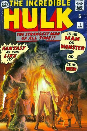 The Incredible Hulk ...
