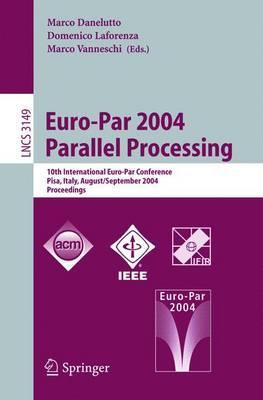 Euro-par 2004 Parallel Processing