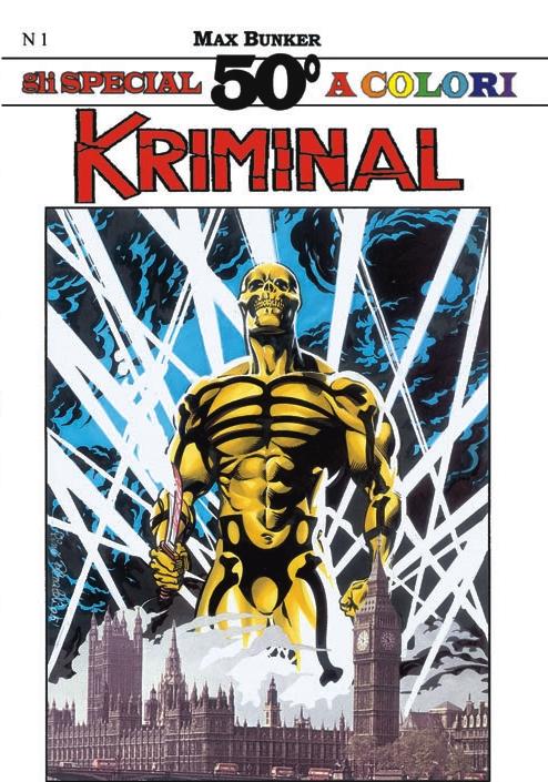 Gli Speciali a colori: Kriminal n. 1