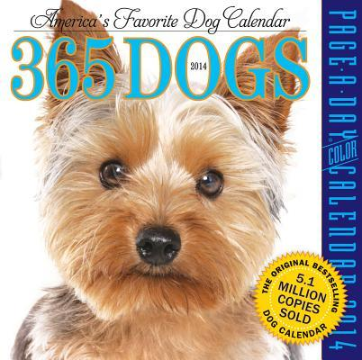365 Dogs 2014 Calend...