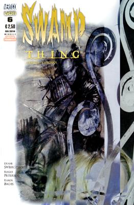 Swamp Thing di Brian K. Vaughan n. 6