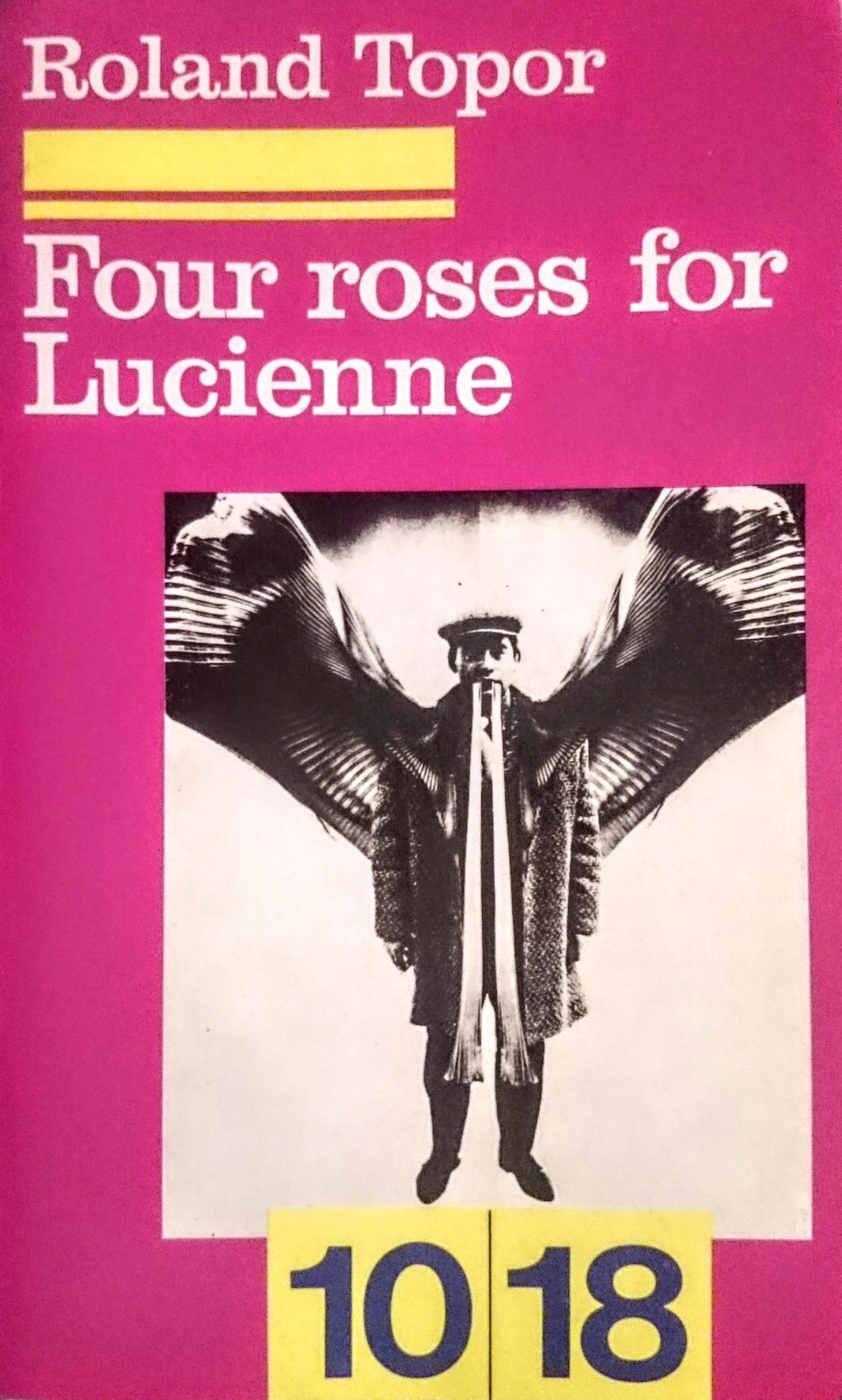 Four roses for Lucienne