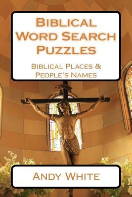 Biblical Word Search Puzzles