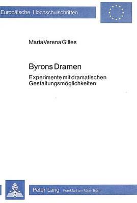 Byrons Dramen