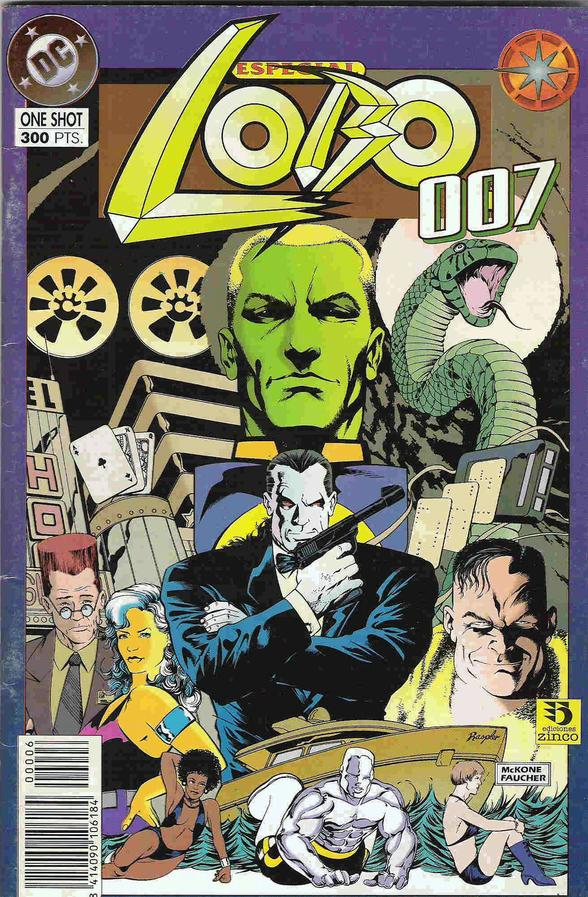 Lobo: 007