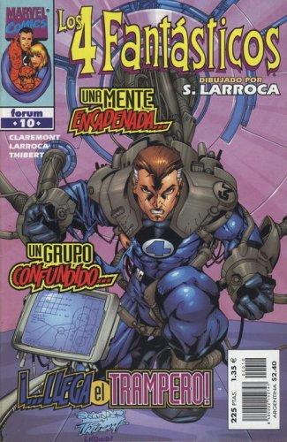 Los 4 Fantásticos Vol.3 #10 (de 34)