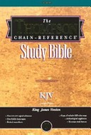 Thompson Chain-Reference Bible King James Version/Large Print/Red Letter/Brown