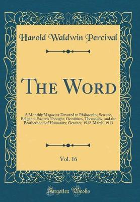 The Word, Vol. 16