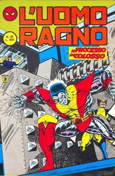 L'Uomo Ragno (2a serie) n. 26