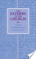 Commentary on Matthew (The Fathers of the Church, Volume 117)