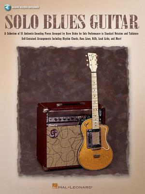 Solo Blues Guitar