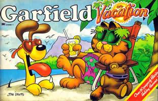 Garfield on Vacation