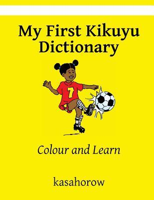My First Kikuyu Dictionary