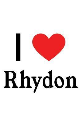 I Love Rhydon