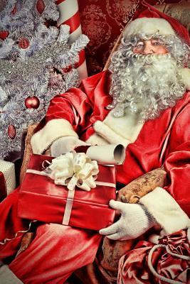 Pretty Santa Journal