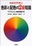 わかりやすい色彩と配色の2級知識