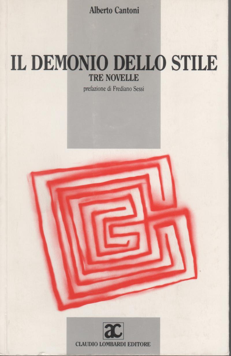 Il demonio dello stile
