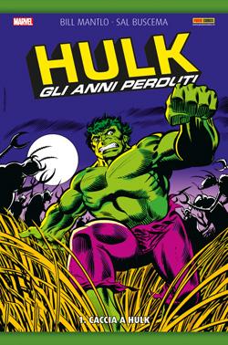 Hulk: Gli anni perduti vol. 1