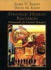 Strategic Human Resources