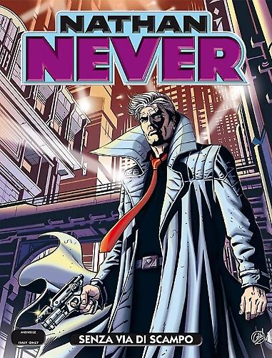 Nathan Never n. 288