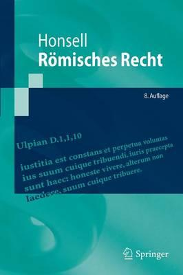 Rmisches Recht