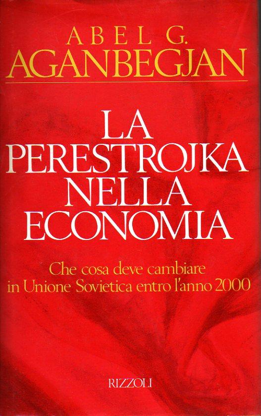 La perestrojka nella economia