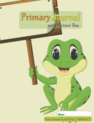 Primary Journal with picture box