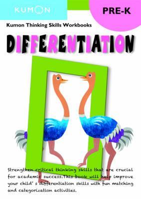 Differentiation, Grade Pre-K