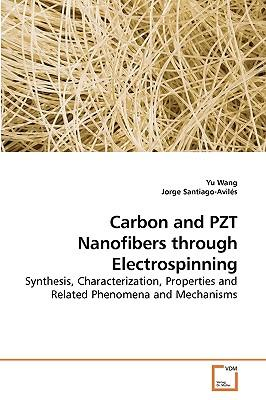 Carbon and PZT Nanofibers through Electrospinning