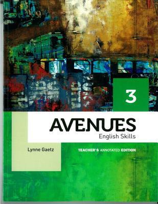 Avenues 3 Skills