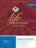 NIV Life Application Study Bible, Indexed