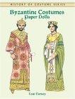 Byzantine Costumes Paper Dolls
