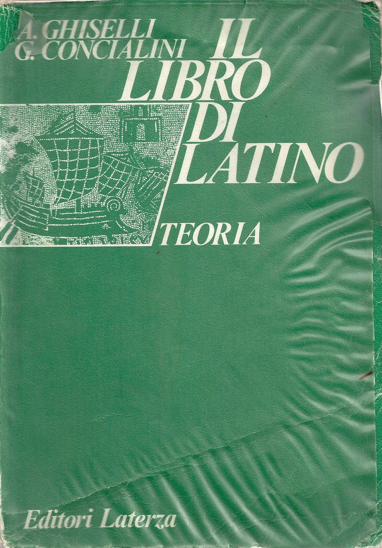 Il libro di Latino