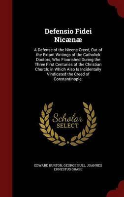 Defensio Fidei Nicae...