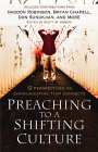 Preaching to a Shifting Culture