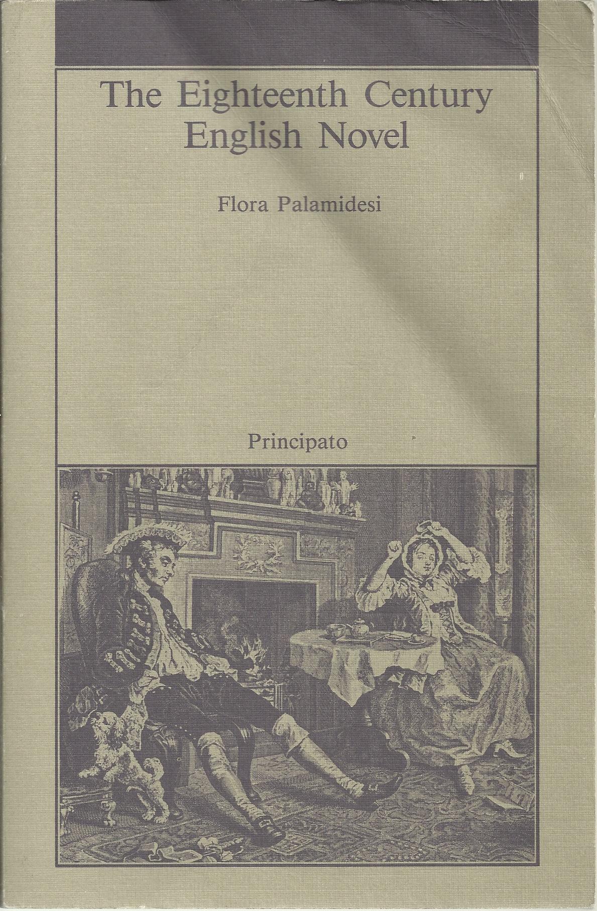 The eighteenth century English novel