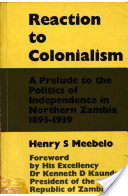 Reaction to Colonialism
