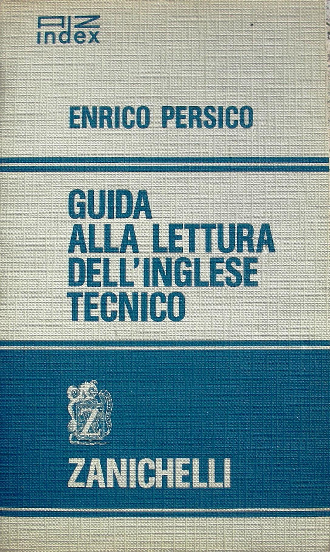 Guida alla lettura dell'inglese tecnico