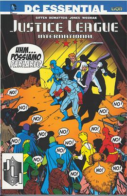 Justice League International vol. 9