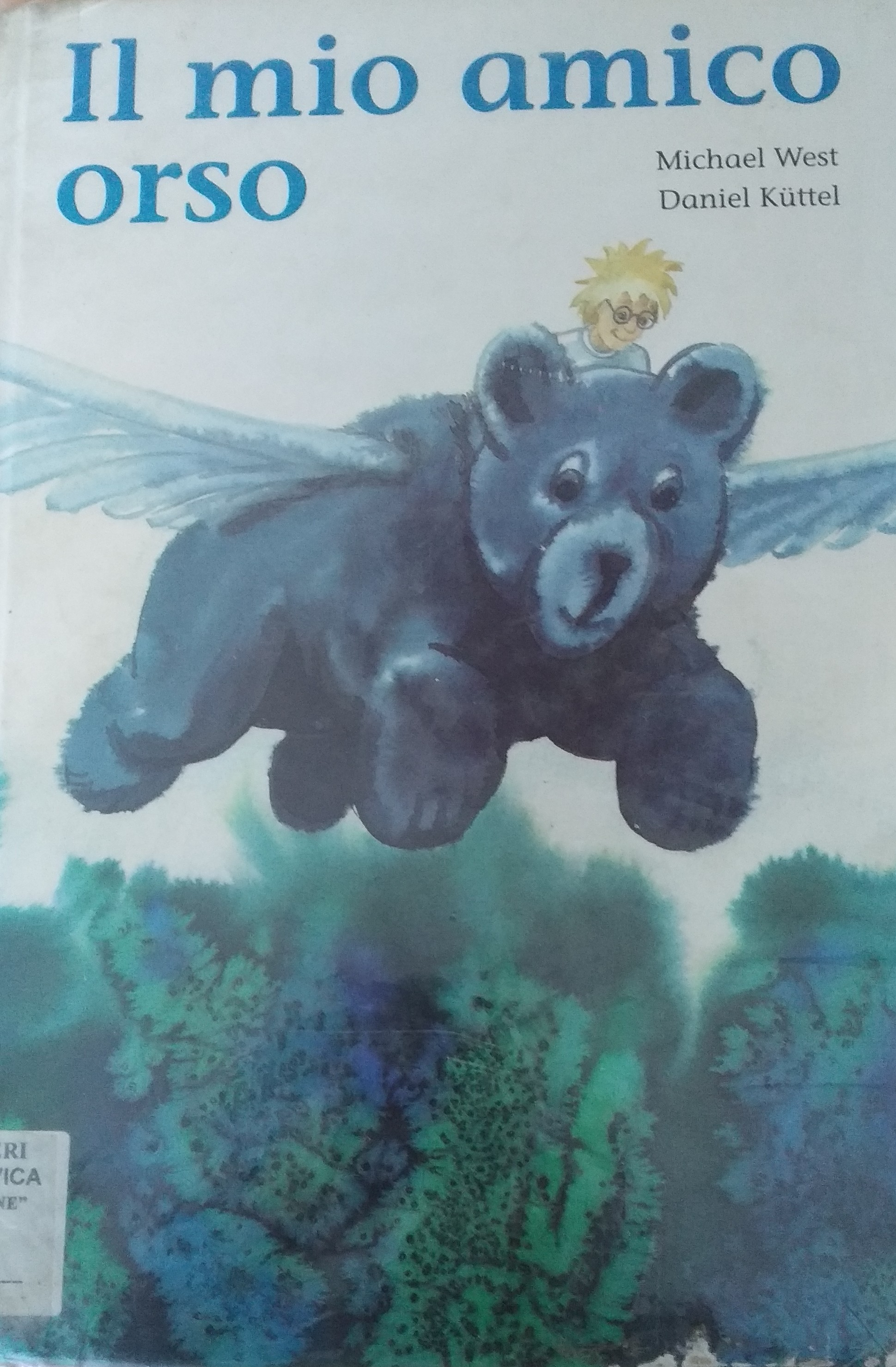 Il mio amico orso