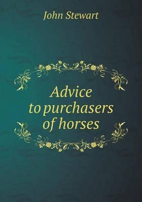 Advice to Purchasers of Horses