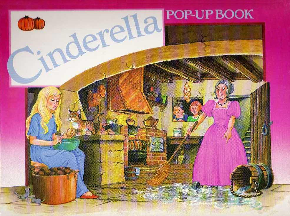 Cinderella : Pop-up Book