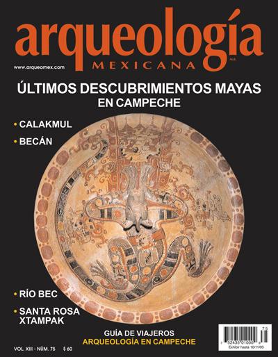 Últimos descubrimientos mayas en Campeche