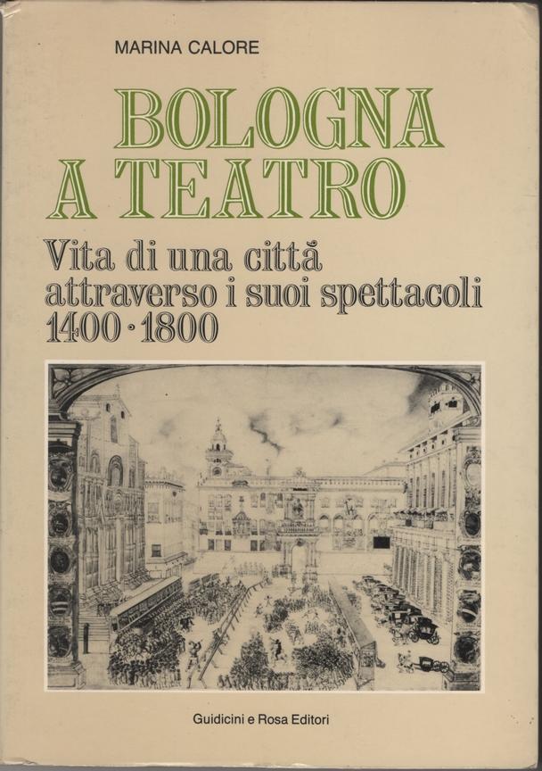 Bologna a teatro