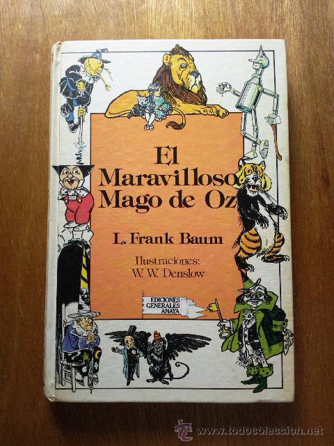 El Maravilloso Mago De Oz/the Wizard of Oz