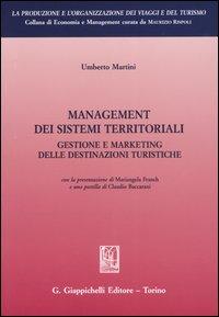 Management dei sistemi territoriali